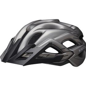 KED Status Jr. Helmet Kids anthracite black matt